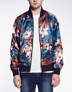 CD FRISCO RESERSIBLE BOMBER FRONT