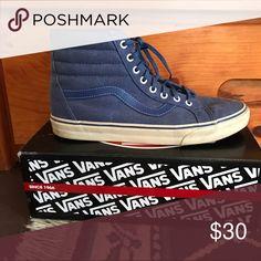 Vans x J Crew collab sz10 Great shape lightly worn Vans Shoes Sneakers