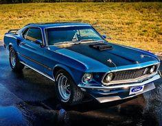 ⚡ 1969 Ford Mustang 428 Super Cobra Jet ⚡ | Classic Muscle cars | V8 | Cobra | tmwhips