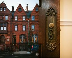 1860s queen anne historic brownstone in the heart of baltimore's cultural district