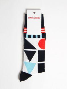 Vibsnbobs Socks by Henrik Vibskov