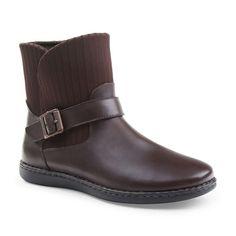 Eastland Adalyn Women's Ankle Boots, Size: medium (7.5), Dark Brown