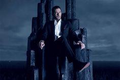 Series Dc, Drama Series, Book Series, Derek Shepherd, Ragnar Lothbrok, Travis Fimmel, Neil Gaiman, Smallville, Nightwing