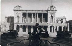Teatro Municipal de Santiago - Chile. Déc. de 1930.