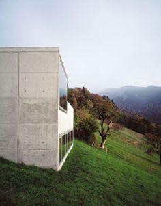 marte.marte architects - Austria; marte house