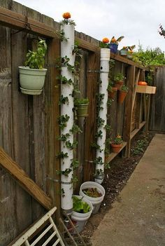 Использование ПВХ-труб для сада и огорода