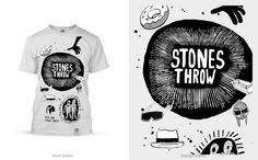 """""""Stones Throw Records, Planet Earth."""""""