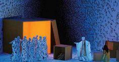 escenografias teatra - escenografias teatrales  expresionismo - Google Search --- #Theaterkompass #Theater #Theatre #Schauspiel #Tanztheater #Ballett #Oper #Musiktheater #Bühnenbau #Bühnenbild #Scénographie #Bühne #Stage #Set