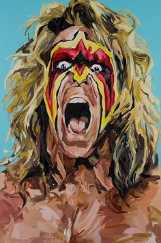 Ultimate Warrior : David T. Cho