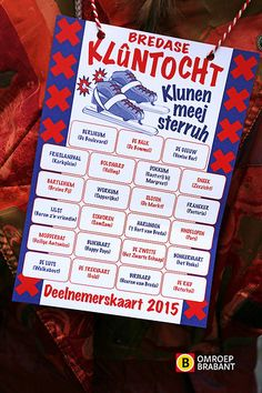 Bredase Klûntocht - 2015