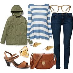 LOLO Moda: Stylish women outfits - Spring Summer 2013 - except without skinny jeans