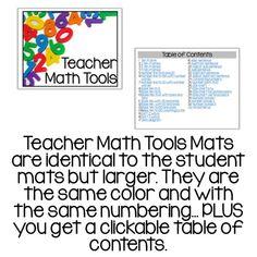 Math Tools Paper