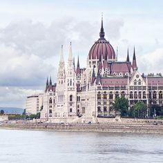 Budapest Parliament -