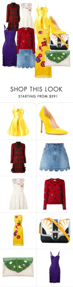 """Modern wear....&&&&"" by jamuna-kaalla ❤ liked on Polyvore featuring Alex Perry, Stuart Weitzman, Comme des Garçons, RED Valentino, Burberry, Dolce&Gabbana, Paula Cademartori, Charlotte Olympia, Balmain and modern"