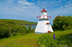 Annapolis Royal Lighthouse  Nova Scotia