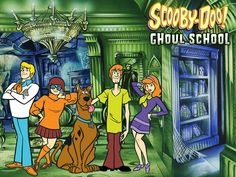 scooby doo - scooby-doo wallpaper