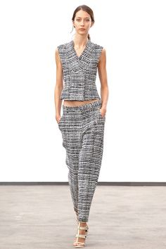 Derek Lam | Spring 2014 Ready-to-Wear Collection | Style.com
