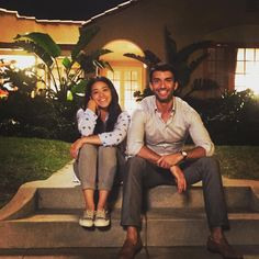 """Night shoots with my baby daddy anyone? Jane And Rafael, Justin Baldoni, Films Netflix, Best Sitcoms Ever, Crazy Ex Girlfriends, Gina Rodriguez, My Baby Daddy, Jane The Virgin, Movie Couples"