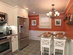 Burnt Orange Kitchen Walls burnt orange! i think i like this for the kitchen actually | ideas