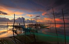 National Geographic Traveler Photo Contest 2012 - Dusk at Patar Beach