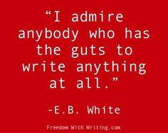This goes out to all my writers, even if you don't think your writing is the best, just know that it takes guts to write Writing Advice, Writing Help, Writing A Book, Writing Prompts, Writing Memes, Writing Poetry, The Words, Writer Quotes, Life Quotes