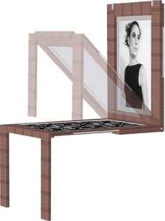 Drop Down Table Fold Wall Mounted Dining Dinning