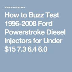 102 Best 6 0 6 4 Powerstroke Images Diesel Engine Diesel Trucks Ford