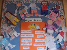 friendship art for junior infants - Google Search