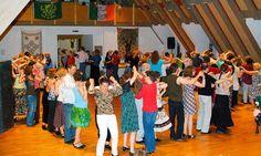 Set dancing in Germany Dance Images, Ropes, Dancing, Irish, Germany, Learning, Music, Diy, Ballroom Dancing