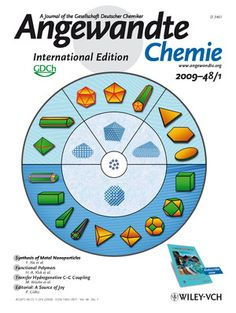 The last decade witnessed the successful synthesis of metal nanocrystals in a rich variety of shapes. A typical synthesis can be divided into three distinct stages: nucleation, evolution of nuclei into seeds, and growth of seeds into nanocrystals. As illustrated in the cover picture and discussed by Y. Xia et al. in their Review, the final shape of a nanocrystal is determined primarily by the internal structure of the seed and the binding of the capping agent. http://doi.org/c5fk8w