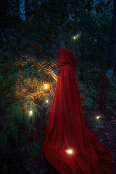 I am an eclectic pagan witch on a path of druidry. Fairytale Fantasies, Fanart, Witch Aesthetic, Red Riding Hood, Book Of Shadows, Little Red, Faeries, Wicca, Fantasy Art