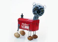 recyclage robot | Des déchets, des robots, l'art du recyclage …