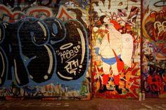 Street Art by Brazilian artist Leticia Raasch aka GRANDS.
