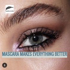 Mascara makes everything better!  http://ift.tt/1QjVzGG  #makeup #instamakeup #cosmetic #cosmetics #TFLers #fashion #eyeshadow #lipstick #gloss #mascara #palettes #eyeliner #lip #lips #tar #concealer #foundation #powder #eyes #eyebrows #lashes #lash #glue #glitter #crease #primers #base #beauty #beautiful