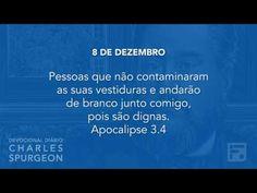 Voltemos Ao Evangelho | 8 de dezembro - Devocional Diário CHARLES SPURGEON