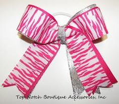 volleyball hair bows - Google Search
