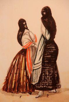 francisco fierro | Obra: Pancho Fierro 1810 - 1879