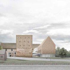 Caruso St John . Castle site transformation . Nyborg  (1)