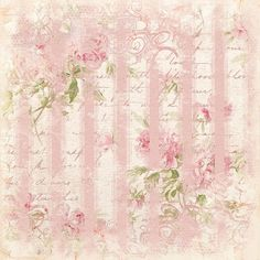 Awesome collection of downloadable shabby chic papers and embellishments