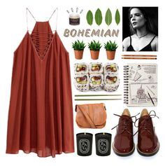 Happy hippie by babemagnet00 on Polyvore featuring MM6 Maison Margiela, Barbour, Sara Happ, Diptyque, Crate and Barrel, Old Navy, boho, Bohemian and sushi