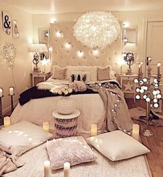 Check out these fabulous best bedroom ideas for small space. Chosen by interior experts, you're bound to find inspiration for your dream bedroom. Dream Rooms, Dream Bedroom, Master Bedroom, Bedroom Closets, Cozy Bedroom, Home Decor Bedroom, My New Room, Beautiful Bedrooms, House Rooms