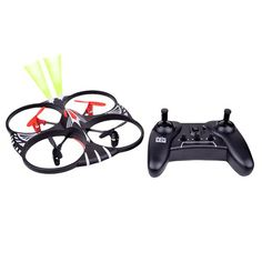 Remote Control Quadcopter w/ LED Lights $38.58 https://hub.wakeupnow.com/select_product/MzQ0/