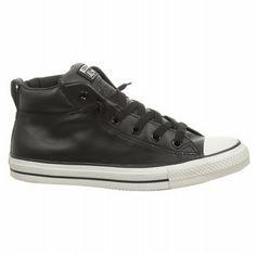 CONVERSE Chuck Taylor All Star Street Mid Fashion Sneaker Shoe - Black/White - Mens - 8 Converse http://www.amazon.com/dp/B00IGGFWIA/ref=cm_sw_r_pi_dp_jPbmvb1M2R33T