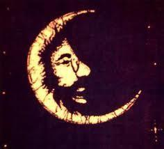 Grateful Dead- Jerry Garcia- Moon