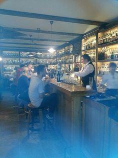 Jastrzebia gora whisky bar