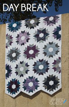 Comes together easily and no Y seams! Finished quilts measure: Baby 36 inches by…