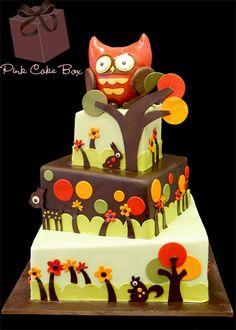 @KatieSheaDesign ♡❤ #Halloween ❤♡ ♥ ❥ #Cake from @pinkcakebox #pinkcakebox