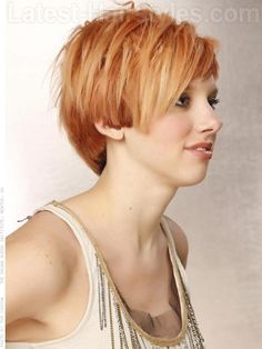 There's something I like about this style, but not sure it would look good on me...maybe it's the color I don't like.