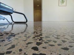 High Gloss Concrete Floor