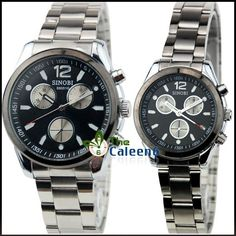 Lover's  2012 Couple Newest Popular 2012 Fashion Design  Promotional Price Watch  10Pair/lot 9351 on AliExpress.com. $153.30